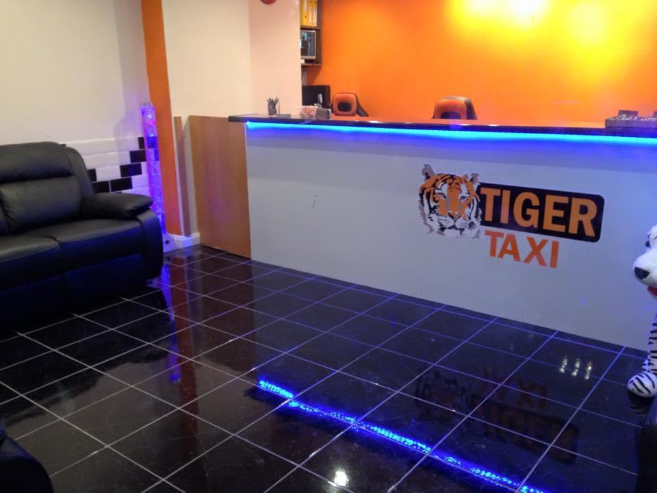 Welcome to Tiger Taxis in High Wycombe