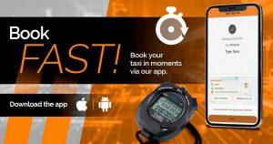 Tiger Taxis App